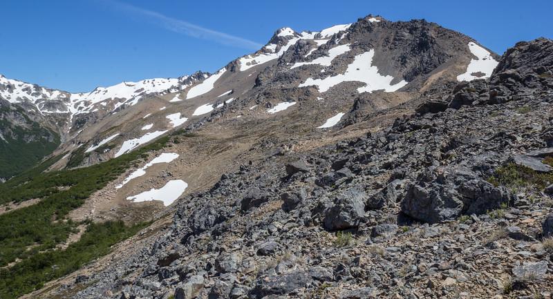 Cerro Alto El Dedal,