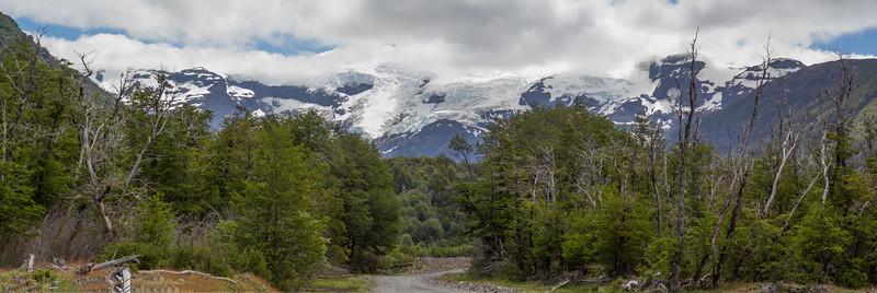 Cerro Tronador- 3554m