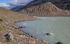 Lake near Glaciar Manso Ventisquero Negro