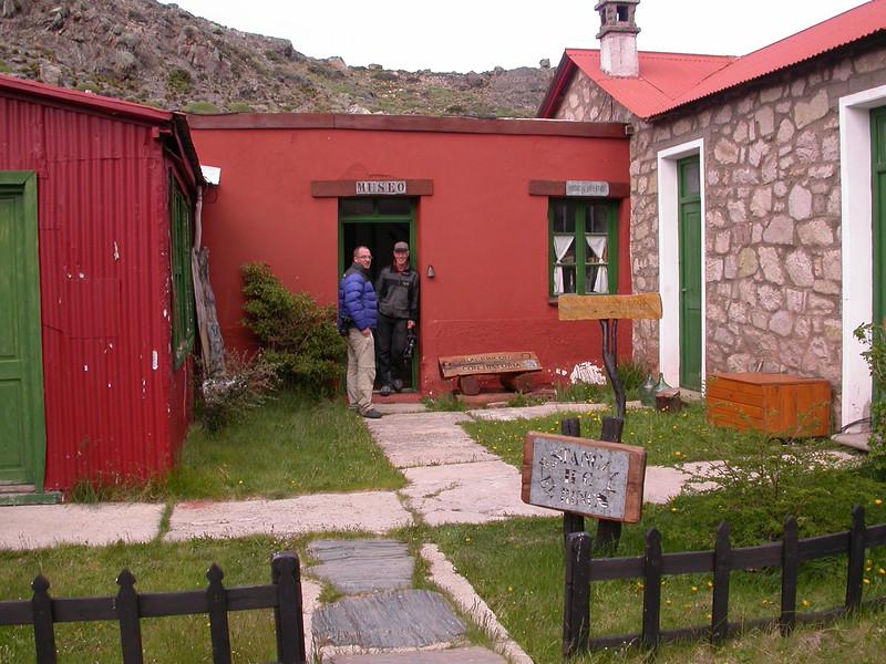 National Park Museum, in Estancia El Rincón