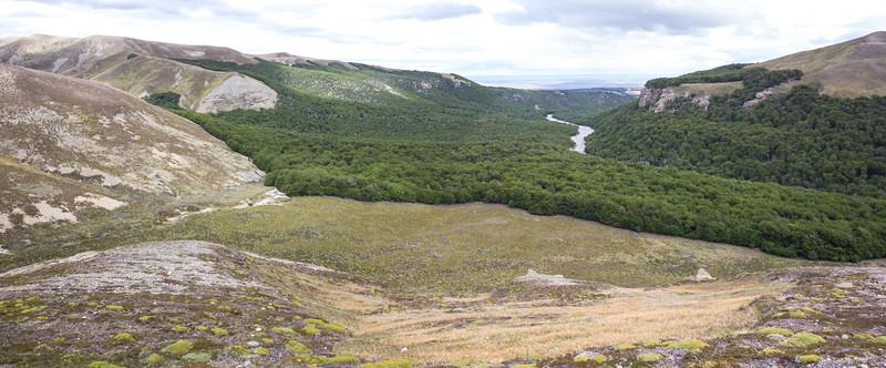 Estancia Steg Valley