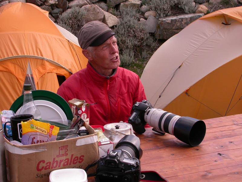Estancia El Rincón, National Park campground,