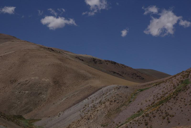 near Banos del Toro, near Argentinian border, Coquimbo