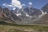 Cerro Juncal, 5865m Argentina