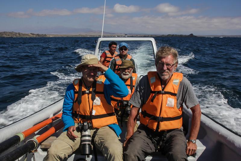 Caleta Chanaral - Isla Reserva Nacional Pinguino de Humboldt, Atacama