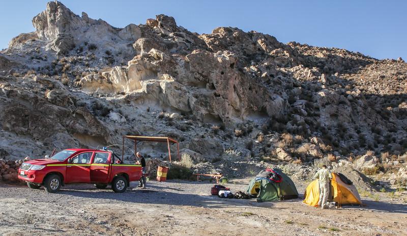 Campsite 2013, december, 28-29th