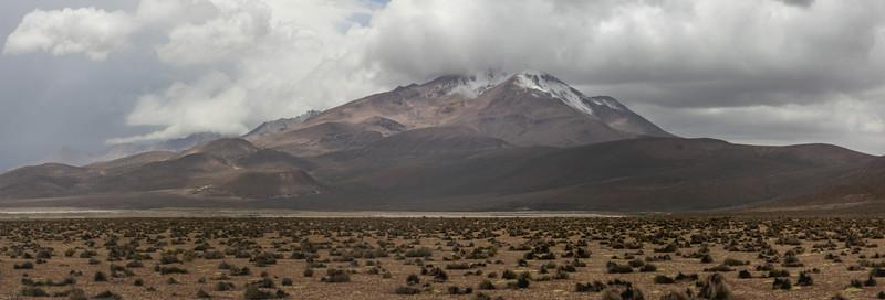 Cerro Arintica 5590m