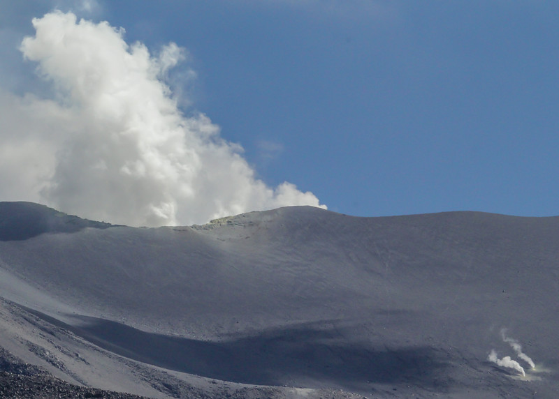 Active Volcan Isluga 5530m