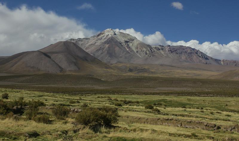Vulcano Isluga 5218m