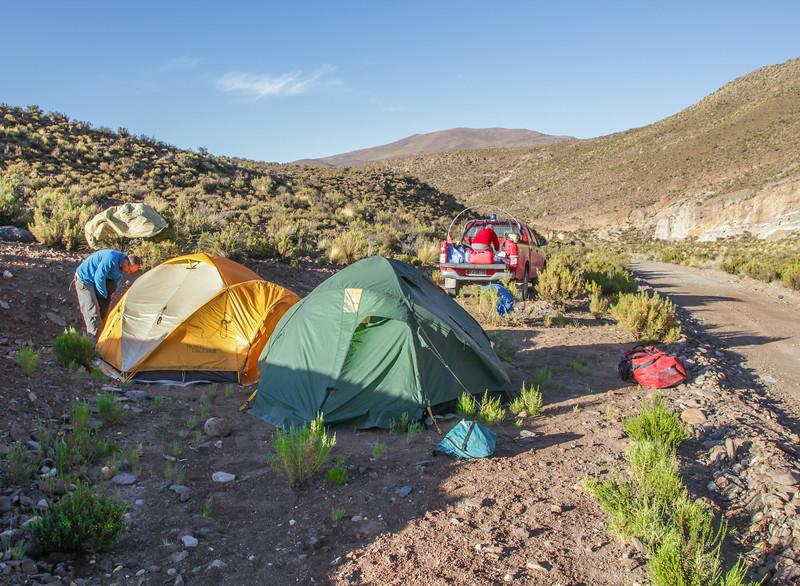 Campsite 2013, December 26-27th
