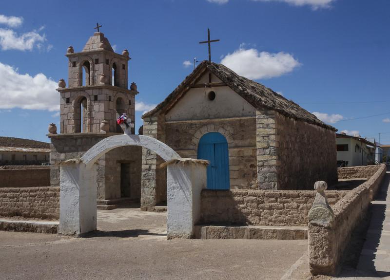 Church of Isluga