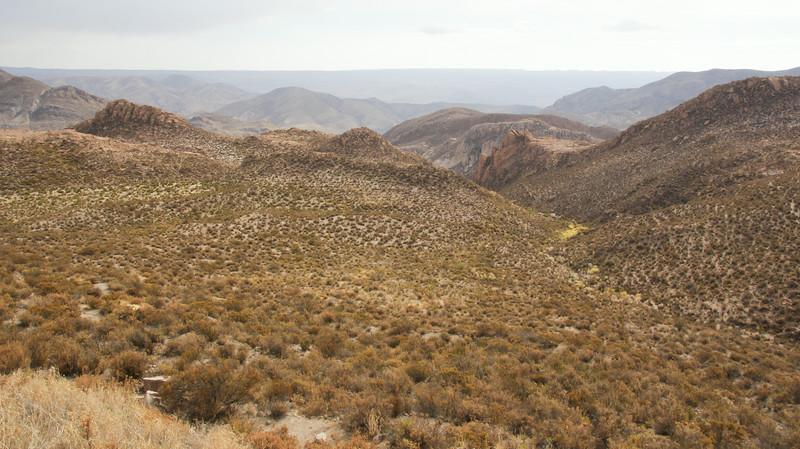 Landscape near Belén