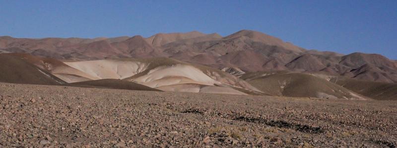 Mountains Atacama Desert
