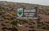 Sign Reserva Nacional Las Vicuñas