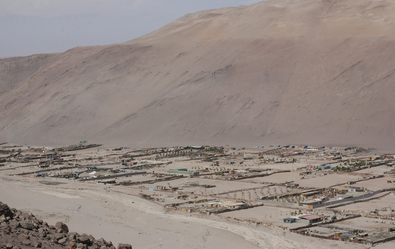 Desert village Codpa
