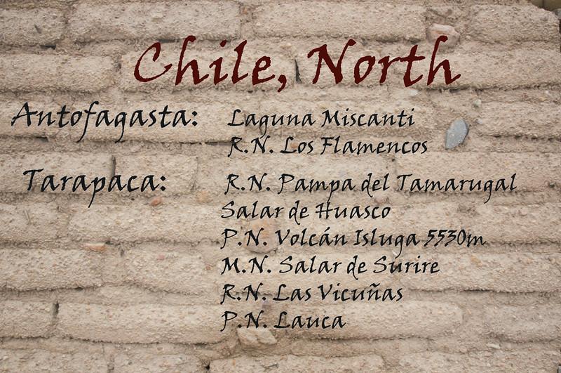 prov. Antofagasta and Tarapaca