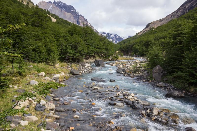 Valle/Rio del Francés