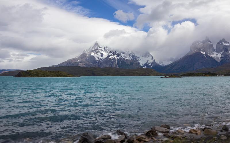 Lago Pehoé