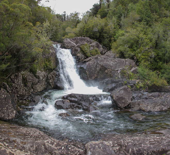 Salto Río Chaica