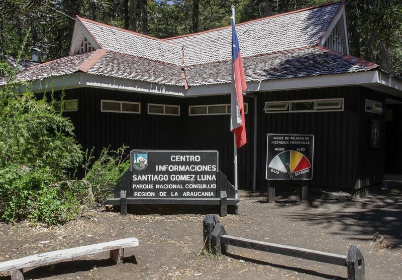 Information Centre Parque Nacional Conquillio