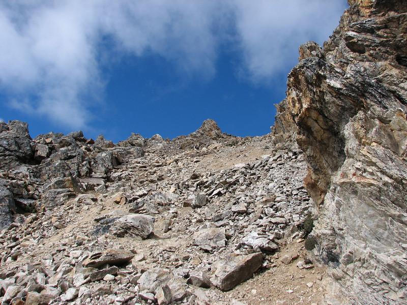 Quara Quara pass 4530m.