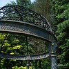 Cast Iron Gazebo from Gatsby's in St. Michael's, MD