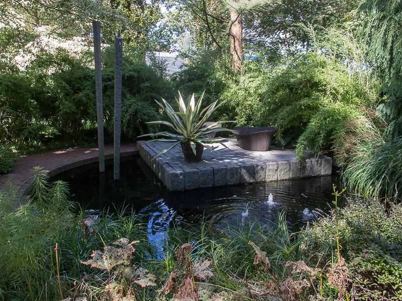 Silas Mountsier Garden