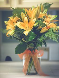 2010 Birthday Lilies