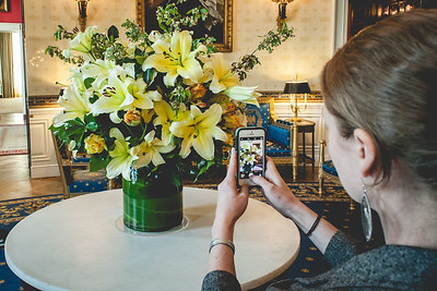Invitation to White House Instameet