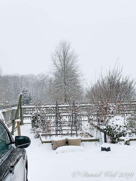 Gettysburg Gardens, garden, 1/13/19
