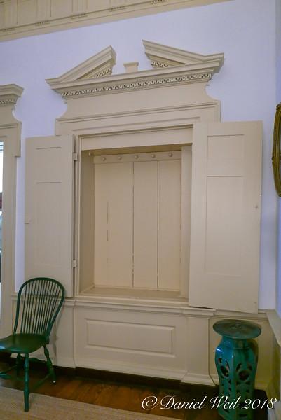 Second floor, cupboard