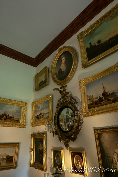 Pictures,E wall of music room