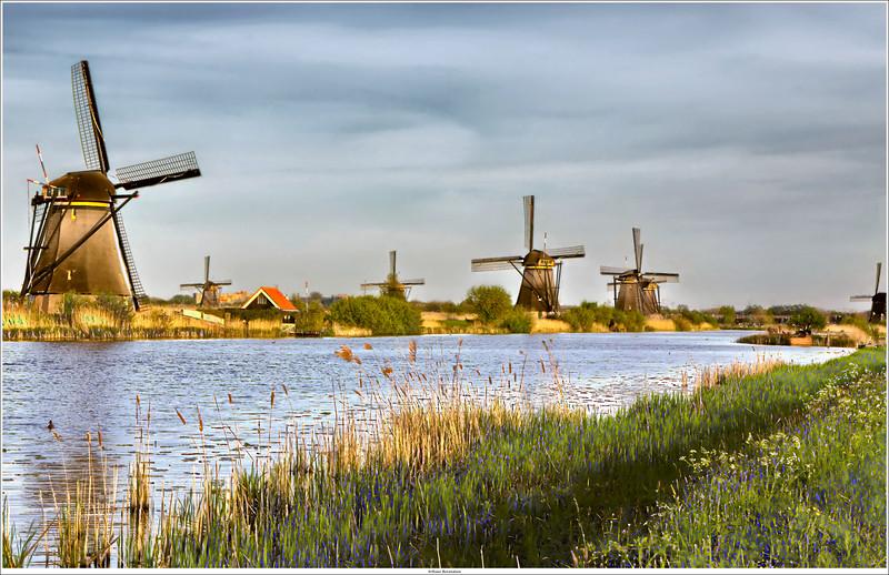 Kinderdijk, NL