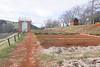 Vineyard, The Vegetable Garden Pavillion, vegetable garden, Hemings cabin