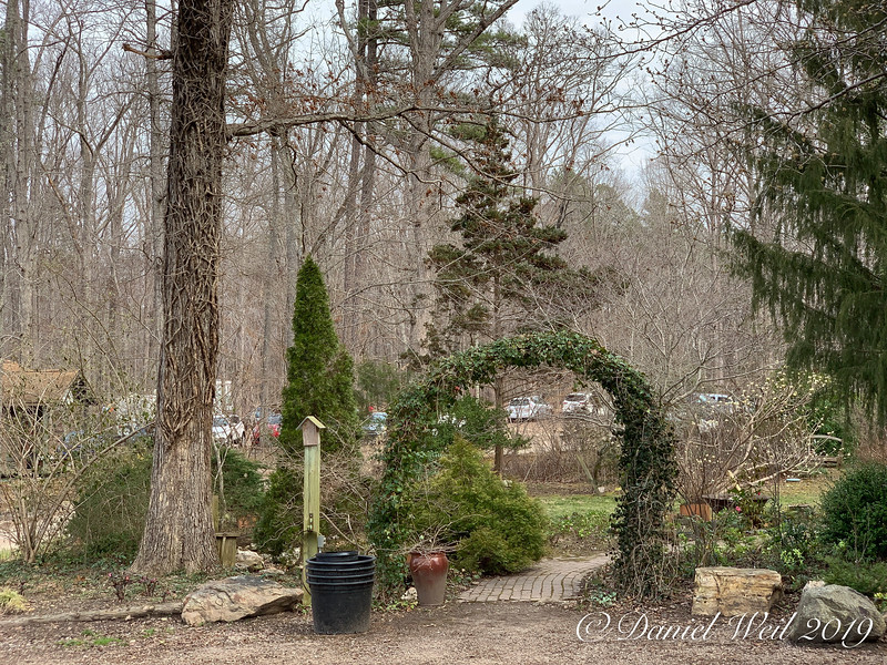 Display gardens Pine Knot