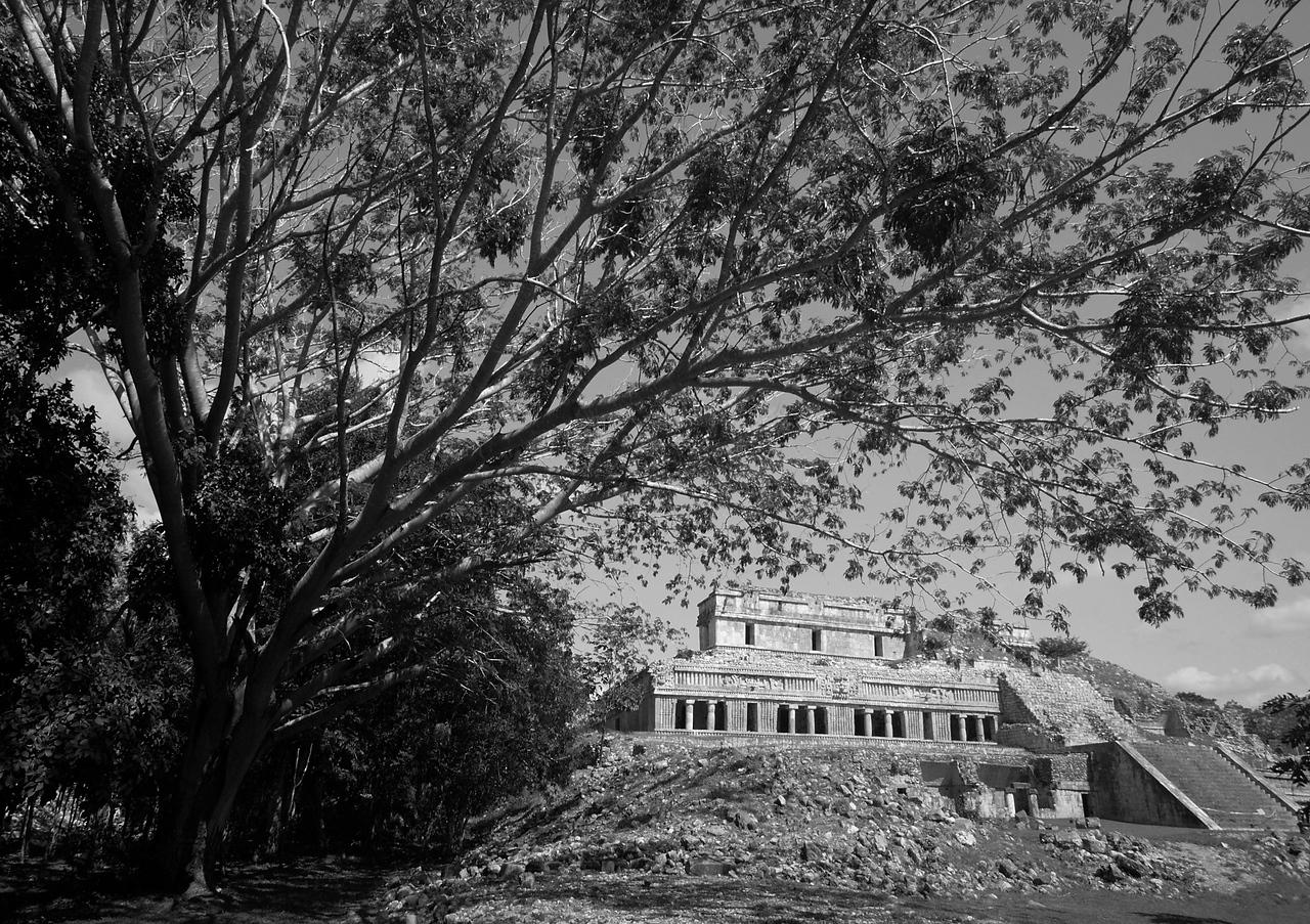Palacio de Sayil
