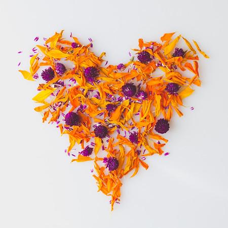 I made a heart