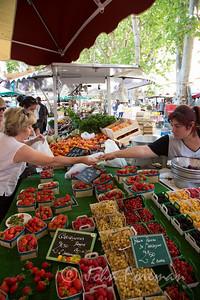 Fruit market, Aix en Provence