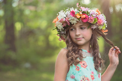 Floral Crown Mini Sessions