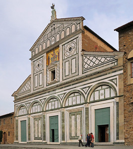 San Miniato al Monte basilica