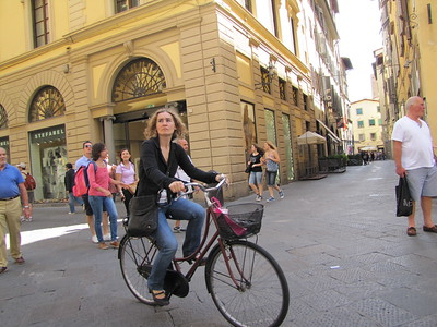 Riding - Florence Italy