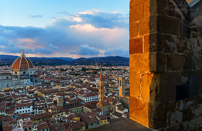 View from Palazzo Vecchio Tower