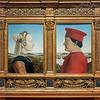 Duke and Duchess of Urbino by Piero della Francesca - Uffizi Gallery