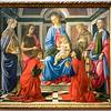 Allegory of Spring by Sandro Botticellli - Uffizi Gallery