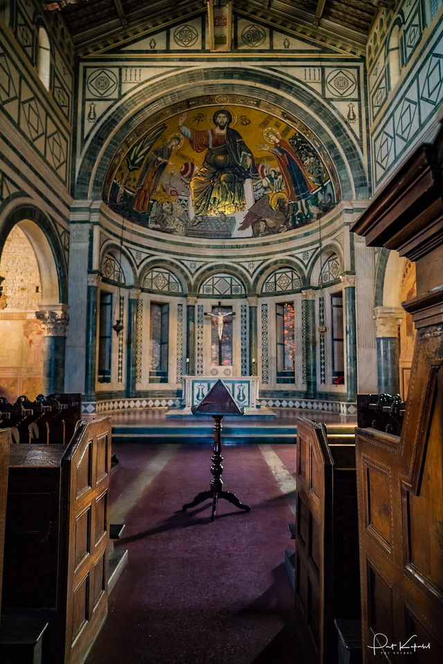 Altar – San Miniato al Monte