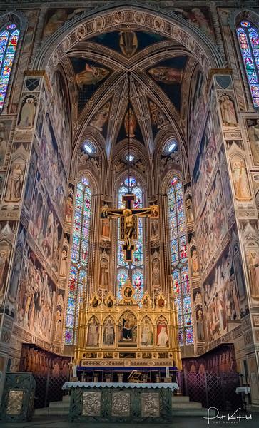 Santa Croce High Altar