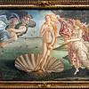 The Birth of Venus by  Sandro Botticelli - Uffizi Gallery