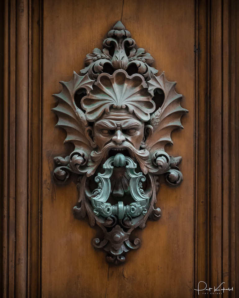 Door Knocker - Florence