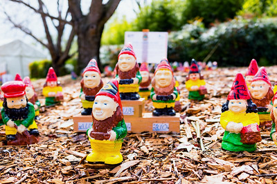 Gnomes of Floriade