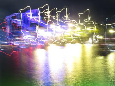Dancing Neon Dove